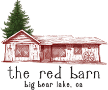 The Red Barn Big Bear